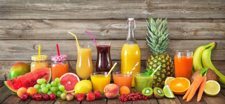 Jus de fruits variés - ©Alexander Raths