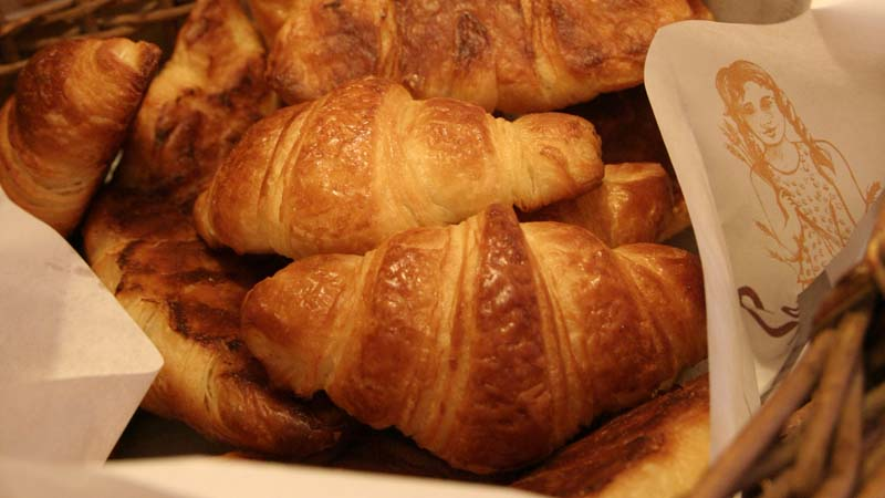 Croissants - (c) Marie-Laure Tombini