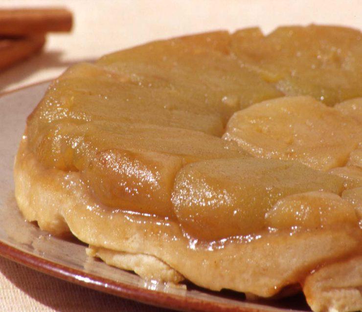 Tarte Tatin sublime aux pommes