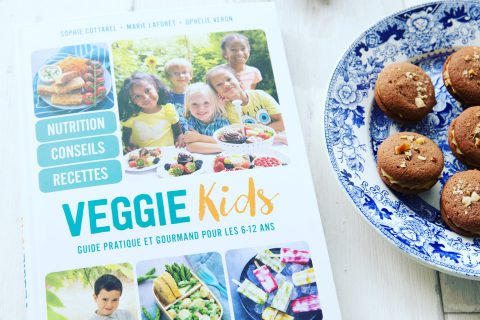 Livre «Veggie kids» – le guide pratique et gourmand des 6-12 ans
