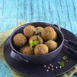 Boulettes de seitan au brocoli et kasha