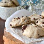Biscuits banane et chocolat