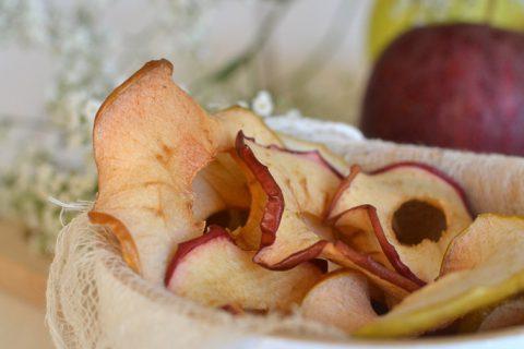 Chips de pomme maison