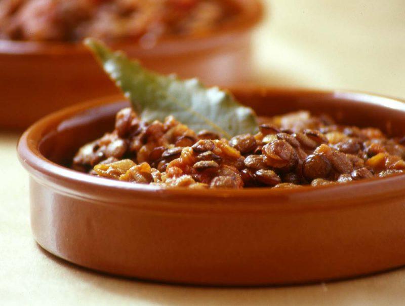 Savoureux dal ou dahl aux lentilles et aux épices