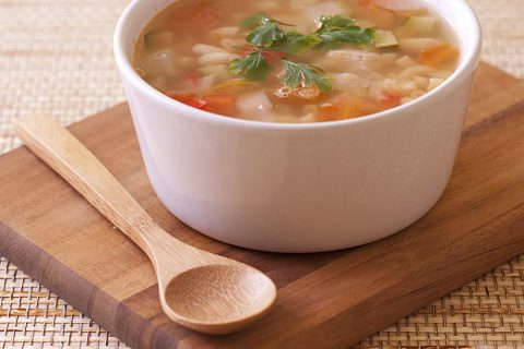 Minestrone authentique
