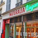 Ouverture du 4e magasin Naturalia 100 % vegan et bio!