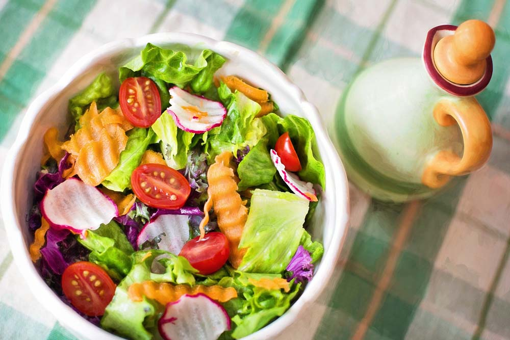 Salade ©jill111/pixabay