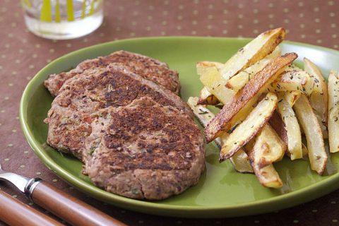 «Steak frites» végétal