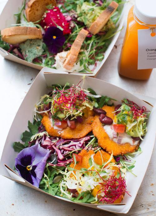 L'abattoir végétal, entre coffee-shop et bistrot healthy