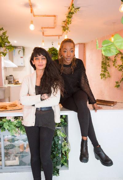 Abattoir végétal - Ava Lagatta et Gloria Kabe