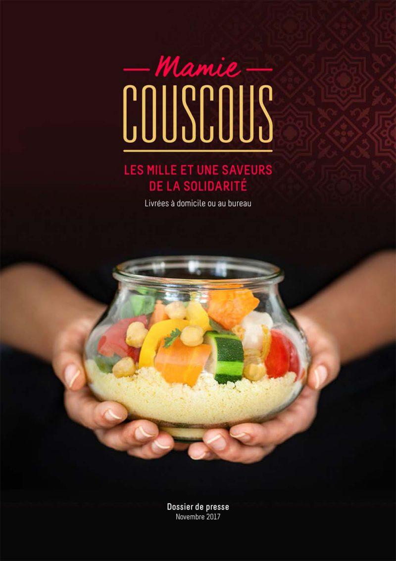 Mamie couscous ou les 1001 saveurs de la Solidarité