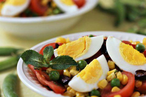 Salade composée facile et savoureuse