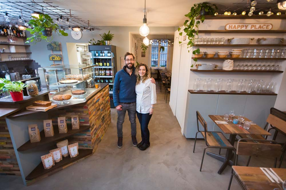 Restaurant - Positive café, healthy food & Juice bar - Versailles