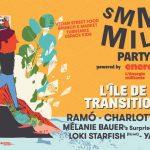 Ne ratez pas la Smmmile party le 1er juillet 2018 à Paris