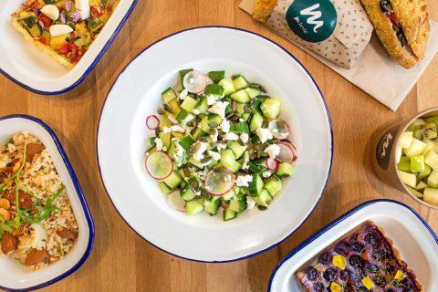 Restaurant – M la Vie, une nouvelle cantine végétarienne – Paris