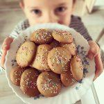 Les biscuits coco de Bastien