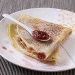 Pâte à crêpes au lait d'avoine – sans lactose
